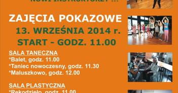 Plakat_zajęcia_2014