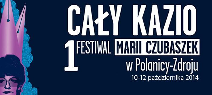 Cały Kazio – 1 Festiwal Marii Czubaszek