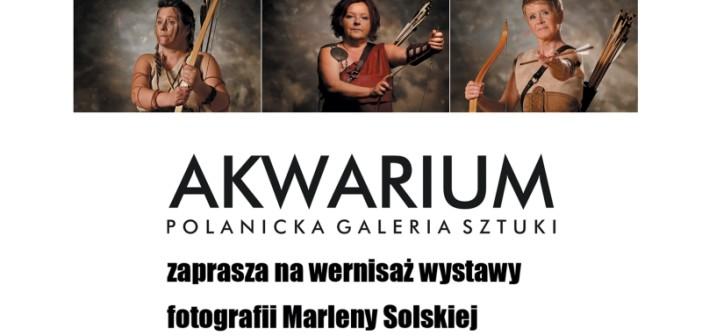 Amazonki – Wystawa fotografii Marleny Solskiej