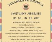 Polanickie retrospekcje 2015