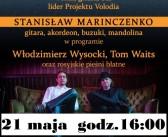 Solowy koncert Janusza Kasprowicza