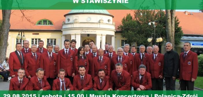 Koncert Miejsko-Gminnej Orkiestry Dętej OSP w Stawiszynie