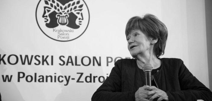 Maria Czubaszek na Festiwalu Cały Kazio