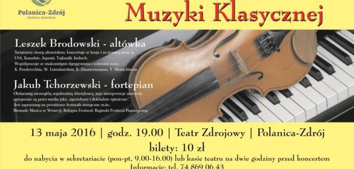 Koncert Muzyki Klasycznej