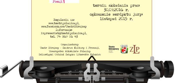 VI Polanicki Konkurs Poetycki