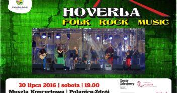 HOVERLA – folk rock music