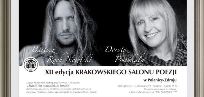 XII edycja Krakowskiego Salonu Poezji w Polanicy-Zdroju