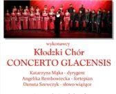 Kolędy Świata – koncert Kłodzkiego Chóru Concerto Glacensis