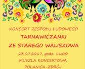 Koncert zespołu ludowego Tarnawiczanki