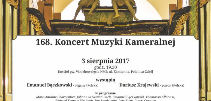 168. Koncert Muzyki Kameralnej