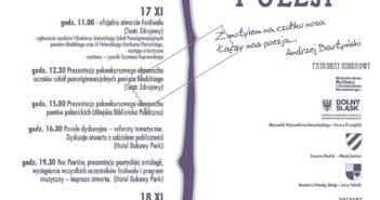 """XIV Międzynarodowy Festiwal Poezji """"Poeci bez granic"""""""