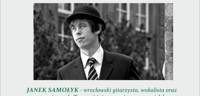 Koncert Janka Samołyka