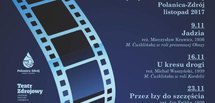 Filmowy Listopad z Panią Miecią