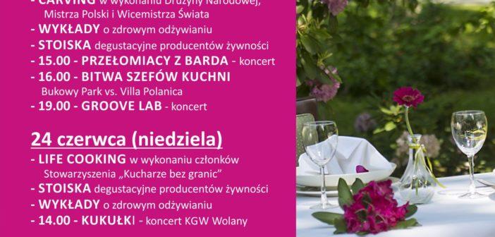 Pejzaże Kulinarne Polanicy