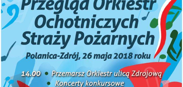 XXV Regionalny Przegląd Orkiestr Dętych OSP