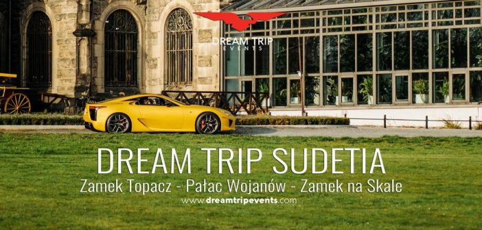 Dream Trip Sudetia – kawalkada supersamochodów