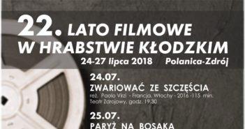22. Lato Filmowe w Hrabstwie Kłodzkim
