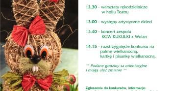 Artystyczna Niedziela Palmowa