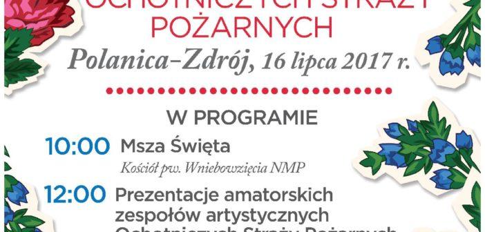 XX Regionalne Spotkania Zespołów Artystycznych Ochotniczych Straży Pożarnych