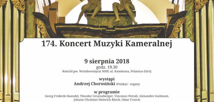 174. Koncert Muzyki Kameralnej