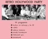 Kobietovnia – Retro Hollywood Party
