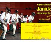 Koncert kapeli góralskiej Janicki z Czarnego Boru