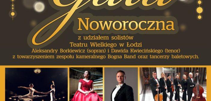 Karnawałowa Gala Noworoczna