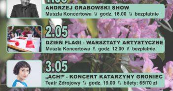 Majówka w Polanicy-Zdroju.