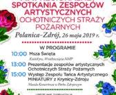XXI Regionalne Spotkania Zespołów Artystycznych OSP