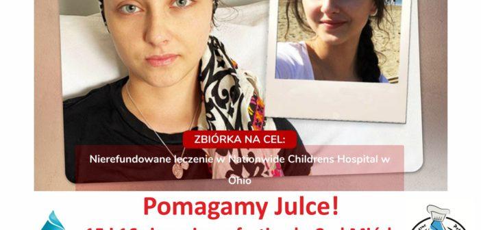 Pomagamy Julce!